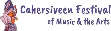 Cahersiveen Festival of Music & the Arts Logo